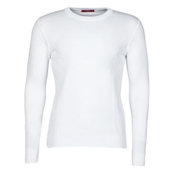 tekstylia Męskie Swetry BOTD OLDMAN Biały