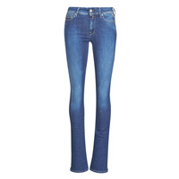 tekstylia Damskie Jeansy bootcut Replay LUZ Super / Light / Blue