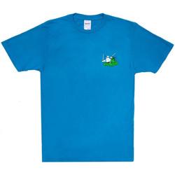 tekstylia Męskie T-shirty z krótkim rękawem Ripndip Teenage mutant tee Niebieski