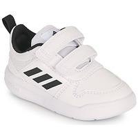 Buty Dziecko Trampki niskie adidas Performance TENSAUR I Biały