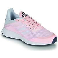 Buty Dziewczynka Trampki niskie adidas Performance DURAMO SL K Różowy