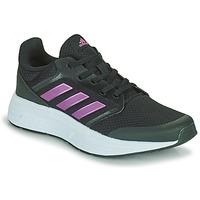 Buty Damskie Bieganie / trail adidas Performance GALAXY 5 Czarny / Różowy