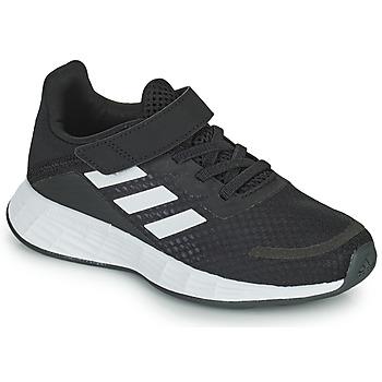 Buty Dziecko Trampki niskie adidas Performance DURAMO SL C Czarny / Biały