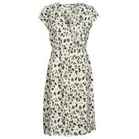 tekstylia Damskie Sukienki krótkie See U Soon 21122122 Beżowy / Kaki