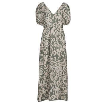 tekstylia Damskie Sukienki długie See U Soon 21122125 Wielokolorowy