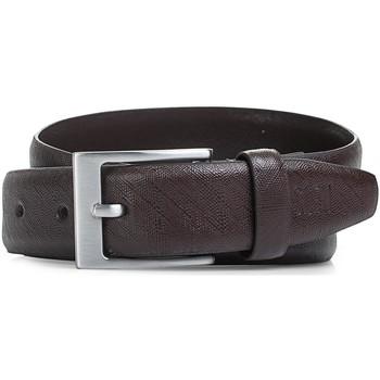 Dodatki Paski Jaslen Snake Leather Brązowy