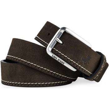 Dodatki Męskie Paski Lois Casual Leather Brązowy