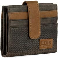 Torby Męskie Aktówki / Teczki Lois DAVIDSON Męski portfel skórzany Brązowy