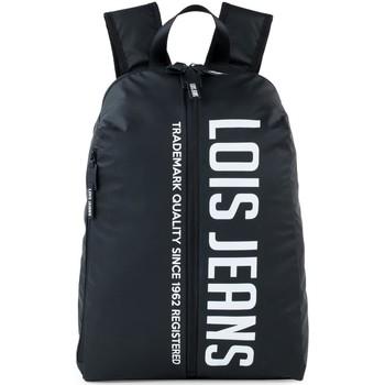 Torby Plecaki Lois Delta Unisex Plecak Czarny