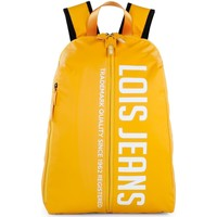 Torby Plecaki Lois Delta Unisex Plecak Żółty