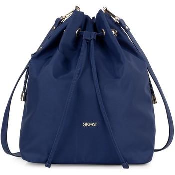 Torby Damskie Plecaki Skpat CLARINGTON Damska torba na plecak Navy
