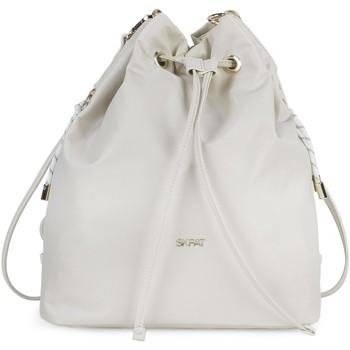 Torby Damskie Plecaki Skpat CLARINGTON Damska torba na plecak Beżowy