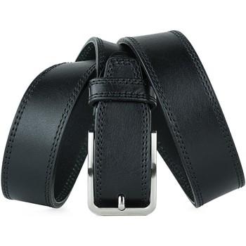 Dodatki Męskie Paski Jaslen Formal Leather Brązowy