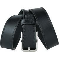 Dodatki Męskie Paski Jaslen Formal Leather Skórzane