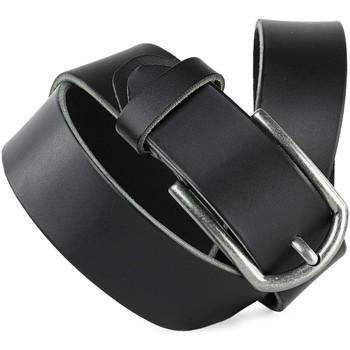 Dodatki Paski Jaslen Hebijon Leather Czarny