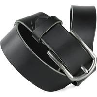 Dodatki Paski Jaslen Hebijon Leather Brązowy