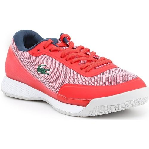 Buty Damskie Trampki niskie Lacoste Buty do tenisa  LT Pro 117 2 SPW 7-33SPW1018RS7 czerwony, granatowy, biały
