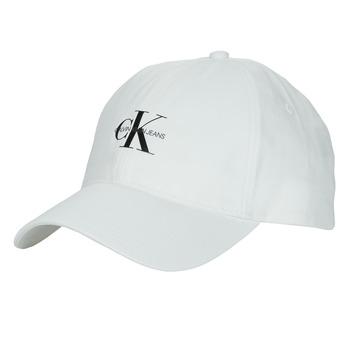 Dodatki Czapki z daszkiem Calvin Klein Jeans CAP 2990 Biały