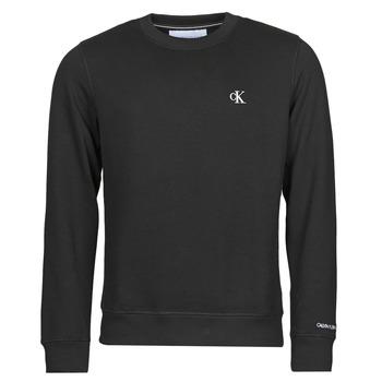 tekstylia Męskie Bluzy Calvin Klein Jeans J30J314536-BAE Czarny