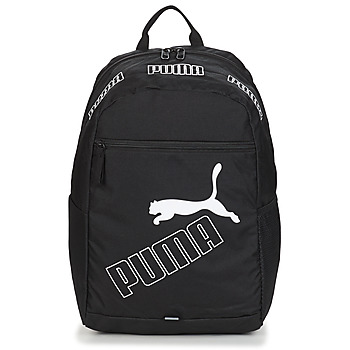 Torby Plecaki Puma PUMA PHASE BACKPACK II Czarny