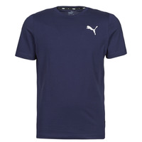 tekstylia Męskie T-shirty z krótkim rękawem Puma ESS TEE Marine