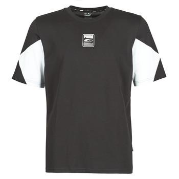 tekstylia Męskie T-shirty z krótkim rękawem Puma REBEL ADVANCED TEE Czarny