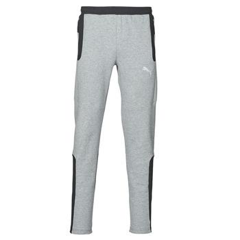 tekstylia Męskie Spodnie dresowe Puma Evostripe Pant Szary / Czarny