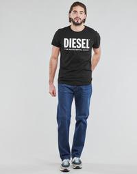 tekstylia Męskie Jeansy straight leg Diesel D-MITHRY Niebieski / Fonce