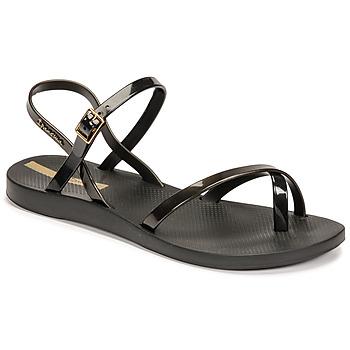 Buty Damskie Sandały Ipanema Ipanema Fashion Sandal VIII Fem Czarny