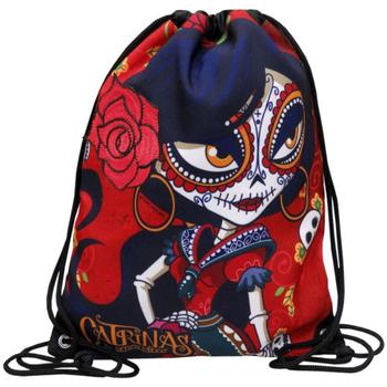 Torby Damskie Plecaki Catrinas MC-23-CT Rojo
