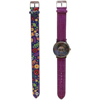Zegarki & Biżuteria  Dziewczynka Zegarki analogowe Catrinas W-01-CT Morado