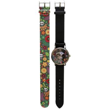 Zegarki & Biżuteria  Dziewczynka Zegarki analogowe Catrinas W-02-CT Negro