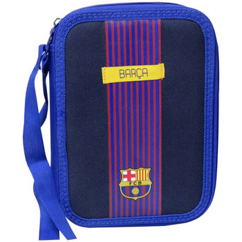 Torby Dziecko Kosmetyczki Fc Barcelona EP-691-BC Azul marino