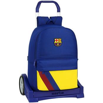 Torby Dziecko Plecaki / Tornistry na kółkach Fc Barcelona 612025860 Azul