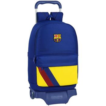 Torby Dziecko Plecaki / Tornistry na kółkach Fc Barcelona 612025313 Azul