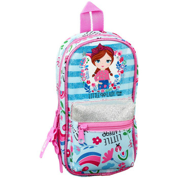 Torby Dziewczynka Kosmetyczki Little Lady 411923747 Rosa