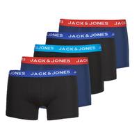 Bielizna Męskie Bokserki Jack & Jones JACLEE X5 Niebieski