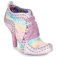 Buty Damskie Low boots Irregular Choice ABIGAIL'S THIRD PARTY Różowy / Fioletowy