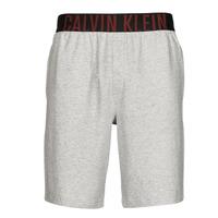 tekstylia Męskie Szorty i Bermudy Calvin Klein Jeans SLEEP SHORT Szary