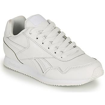 Buty Dziewczynka Trampki niskie Reebok Classic REEBOK ROYAL CLJOG 3.0 Biały
