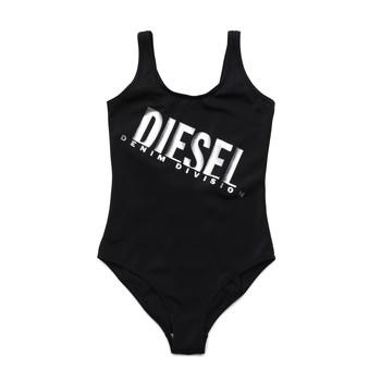 tekstylia Dziewczynka Kostium kąpielowy jednoczęściowy Diesel MIELL Czarny