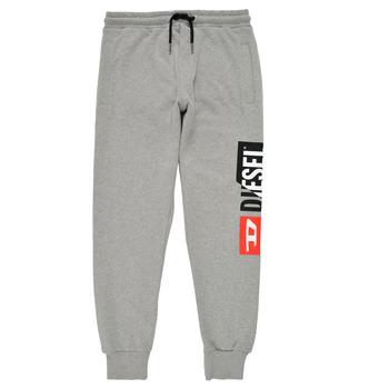 tekstylia Chłopiec Spodnie dresowe Diesel PCUTY Szary