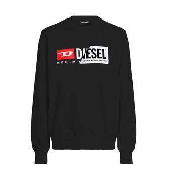 tekstylia Dziecko Bluzy Diesel SGIRKCUTY Czarny