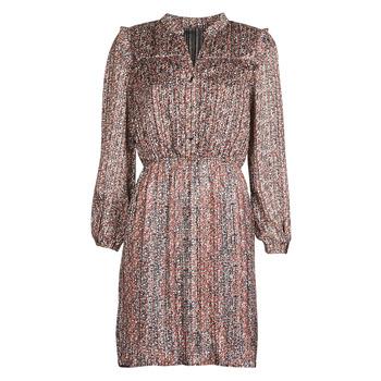 tekstylia Damskie Sukienki krótkie Betty London NOUNO Bordeaux