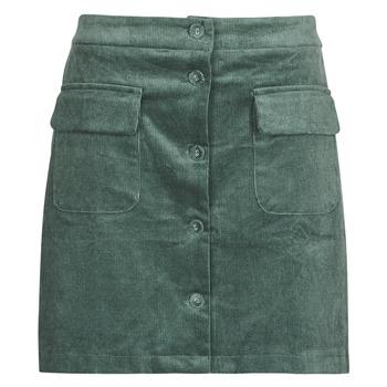tekstylia Damskie Spódnice Betty London NOTONE Zielony