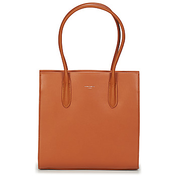 Torby Damskie Torby shopper David Jones 6253-1 Cognac
