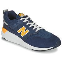Buty Chłopiec Trampki niskie New Balance YS009 Niebieski