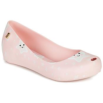 Buty Dziewczynka Sandały Melissa MEL ULTRAGIRL SWEET DREAMS Różowy / Biały