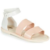 Buty Damskie Sandały Melissa MELISSA MODEL SANDAL Biały / Różowy