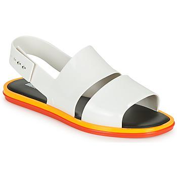Buty Damskie Sandały Melissa CARBON Biały
